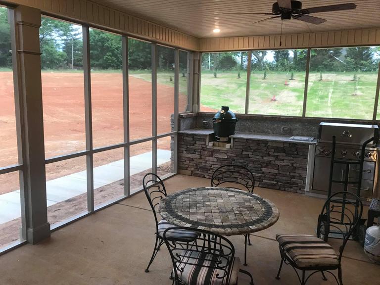 Screen Porch Nashville Murfreesboro